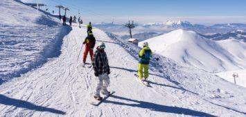 Ζήστε την εμπειρία των χειμερινών σπορ στο Φαλακρό!